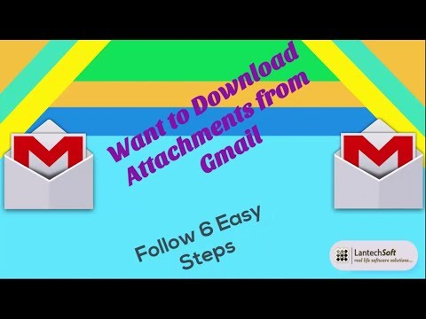 Follow 6 Easy Steps to Download Attachments From Gmail