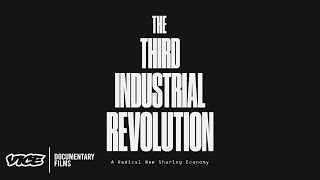 The Third Industrial Revolution: A Radical New Sharing Economy