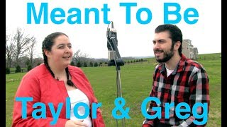 """""""Meant To Be"""" By Bebe Rexha, Feat. Florida Georgia Line - Taylor & Greg Cover"""