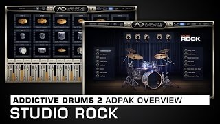 Addictive Drum 2 FairFax Vol 1 All Preset Samples - PakVim
