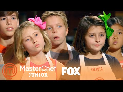 The Kids Get A Sweet Surprise | Season 6 Ep. 6 | MASTERCHEF JUNIOR