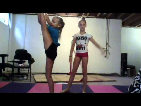 how to do all three splits all the way down August 8,