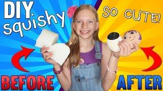 Download SUPER CUTE 100% DIY Squishy Toys Video