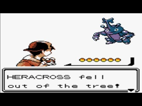 Pokémon Gold and Silver - Catching Heracross (Part 51)