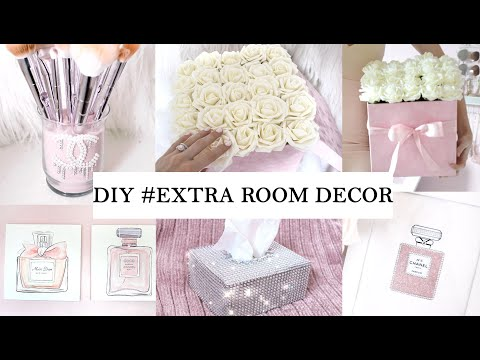 DIY DESIGNER INSPIRED DECOR