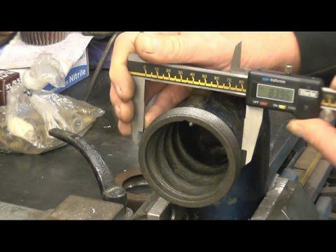 SNNC 125 P2  Thread measuring / Internal screw cutting / Casting