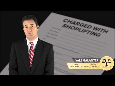 Shoplifting Defense - Advice from a Theft Defense Lawyer