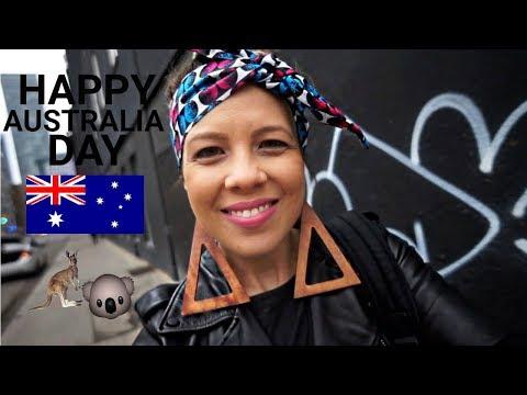 Australia Day Vlog - Celebrating in Toronto
