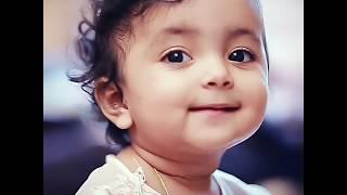 Dil hai chota sa || Cute baby || HD WhatsApp Status