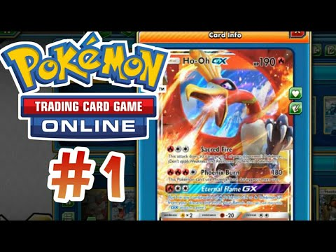 I HAVE A GX CARD ! | Let's Play Pokemon Trading Card Game Online #1 In Hindi