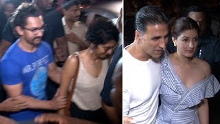 Aamir Khan, Akshay Kumar PROTECT their wives from getting MOBBED