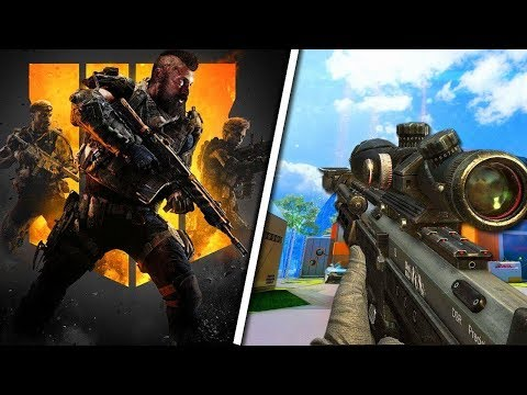 QUICKSCOPING and NUKETOWN in Call of Duty Black Ops 4!?