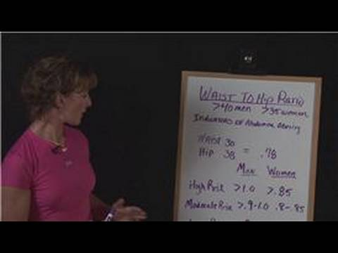 Health & Fitness Advice : How to Calculate Your Waist-to-Hip Ratio