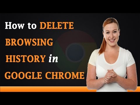 How to Delete Browsing History in Google Chrome