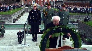Irlanda. Un secolo fa l