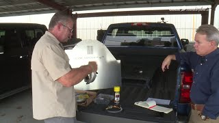 How to prevent or slow down catalytic converter thefts