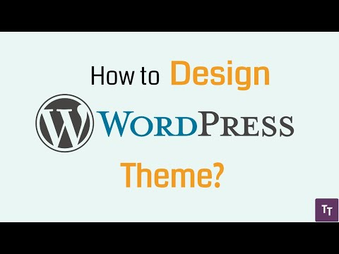 Design WordPress Theme in TemplateToaster software