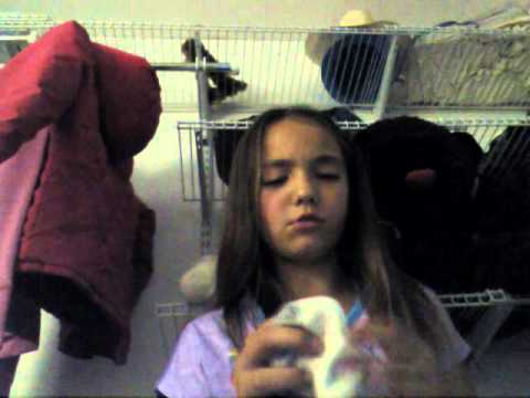 How to make American girl doll gymnastics. outfit.   REALLY EASY!!!