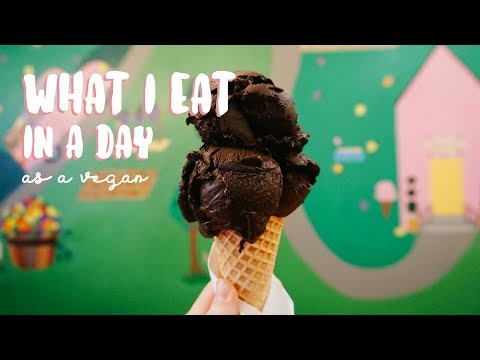 WHAT I EAT IN A DAY AS A VEGAN #23