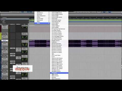 Pro Tools Production Tip - (Recording Vocals & Normalizing)