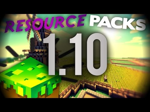 How To Get Resource Packs in Minecraft 1.11