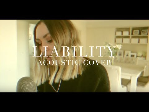LIABILITY (Lorde live cover)   Lizzy Hodgins