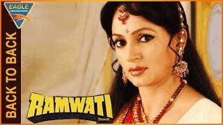 Ramwati Hindi Movie || Back To Back Action Scenes || Upasana Singh, Sunil Puri || Eagle Hindi Movies