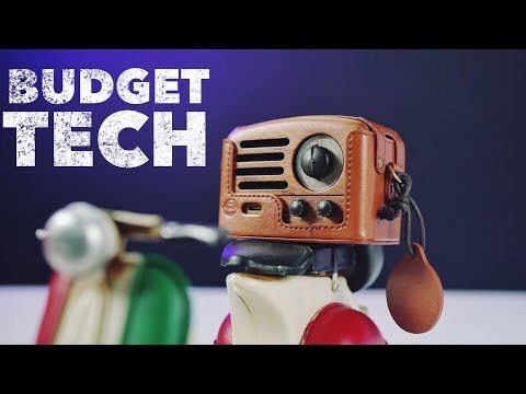 Budget Tech Accessories for Android/iPhone