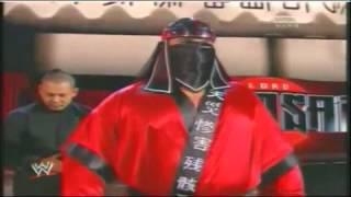 WWE RAW 4/2/12 - Brock Lesnar Returns/Lord Tensai Debuts [2012]