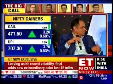 Navneet Munot, CIO, SBI Mutual Fund on ET Now, First Trades on 19th February, 2018