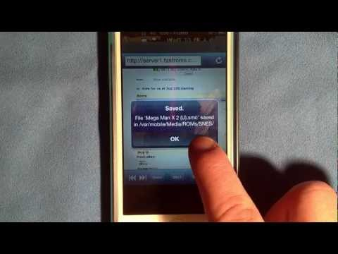 How To Get SNES Emulator and Roms FREE on All Devices ios 6 (NO COMPUTER)(2013)