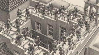 M.C. Escher: A mind-bending exhibition