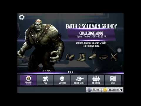 Injustice  How to get Unlimited Coins & Characters Hack iOS only!!!