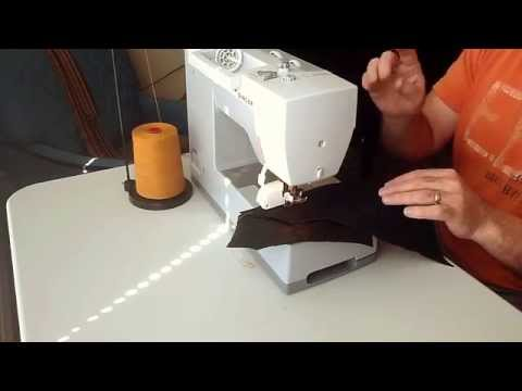 Singer Heavy Duty Model 4423 Sewing Thicker Leather