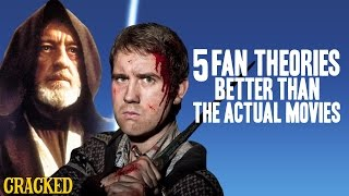 5 Fan Theories Better Than The Actual Movie (Star Wars, Harry Potter)