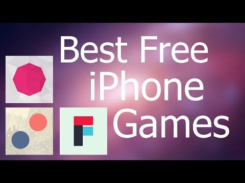 Best Free iPhone Games (June 2014)