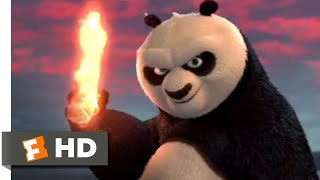 Kung Fu Panda 2 (2011) - Skadoosh Scene (9/10)   Movieclips