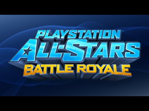[PS3] Playstation All-Stars Battle Royale *Arcade Completed+All Customize Unlocked Save*