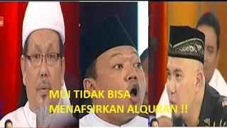 Kurang Ajar!! Nusron Wahid Membentak Ulama dan Membuat Ustad Ini Menangis
