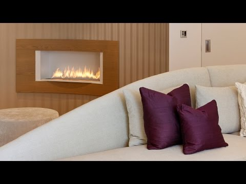 Bio fireplace for sustainable home - interview with Living in Space - PART 2