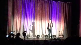 Anthony Jeselnik - Live at The Regent Theater, RIOT Fest 1/31/2016