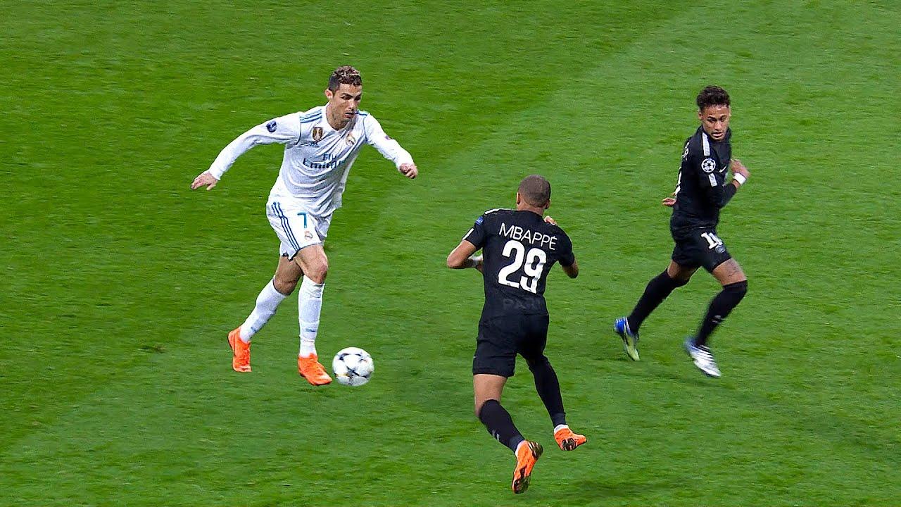 The Day Cristiano Ronaldo Taught Football to Neymar & Mbappe