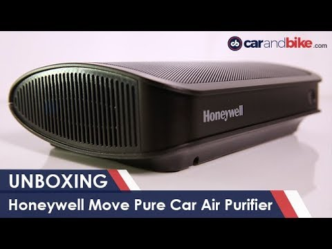 PROMOTED: Honeywell Move Pure Car Air Purifier Unboxing and First Look