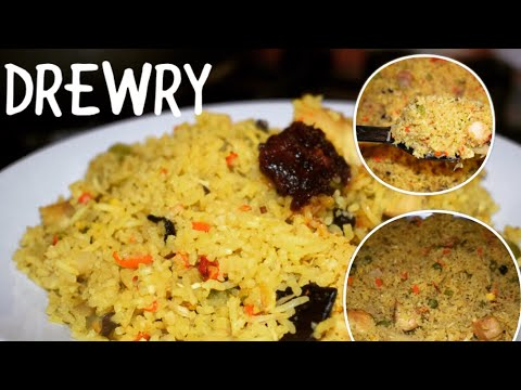 FRIED RICE BAKED IN THE OVEN (EASY AND STRESS FREE)