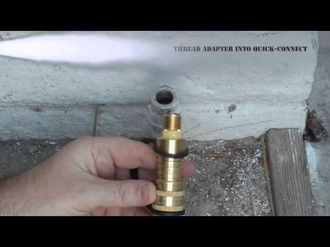 Quick Fix Saturday - Gas Line BBQ Leak Repair