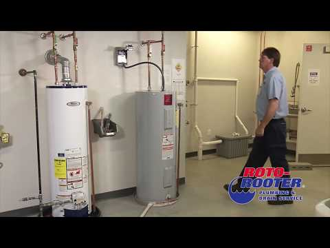 How to Inspect an Electric Water heater | Roto-Rooter