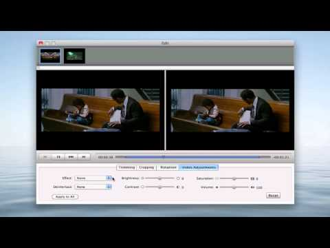 How to Convert FLV to iTunes - FLV to iTunes Converter