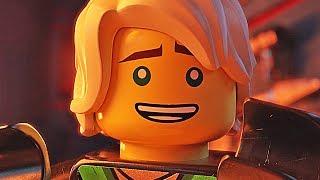 The LEGO Ninjago Movie at San Diego Comic-Con | official trailer (2017)