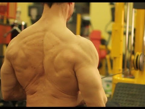 Best Exercise For a Big Back and Wide Lats How to Get a Big Back with Victor Costa Vicsnatural