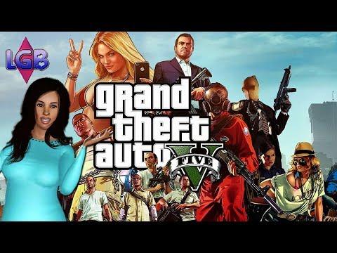 Hit And Run! - Grand Theft Auto V Test Stream